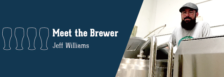 Meet the Brewer: Jeff Williams